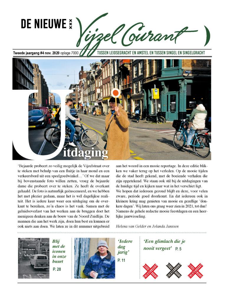 De Nieuwe VijzelCourant no. 4, 2020